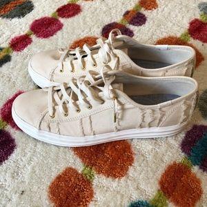 Keds Triple Kick Fringe Sneakers